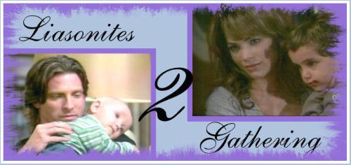 Liasonites Gathering 2 Banner - made by liznjase. This is the current banner header for Liasonites Gathering 2 (LG2)