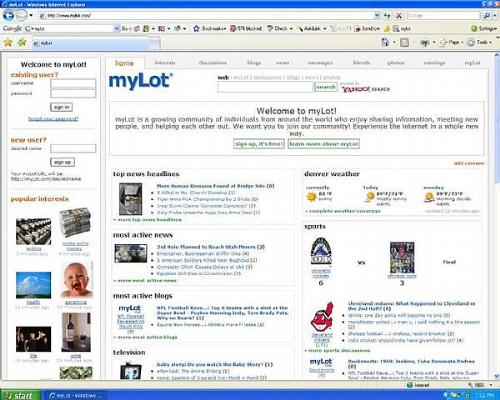 Add Me - This is an image website of mylot regardings to add me in your friend list.