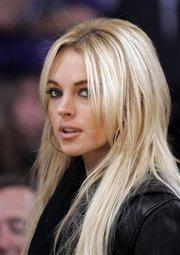 Lindsay Lohan  - Morgue Assistant