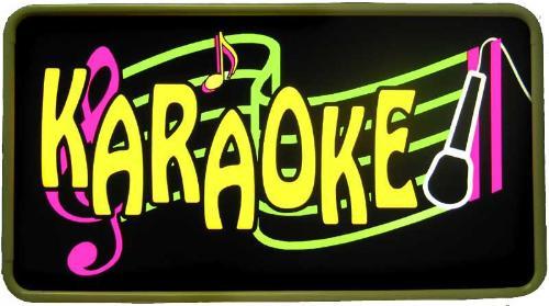 karaoke - sign