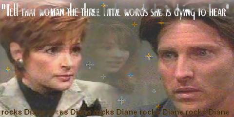 Diane Rocks Banner - Banner of GH's Diane Miller. Made by me when Diane was representing Jason Morgan in court for Lorenzo Alcazar's murder