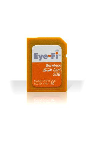 A Wireless Memory Card - A wireless memory card that allows you to download our memory card that allows you to download our photos from your digital camera to your computer, printer or even on the Internet