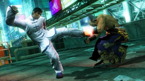 Tekken 6 - the next game i am waiting to debut in the arcades and for the Playstation 3