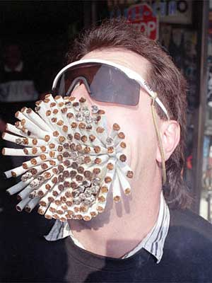 mad smoker - a completely mad smoker