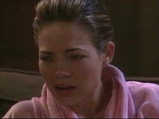 Screencap of Rlizabeth Webber - ABC and General Hospital's Rebecca Herbst as Elizabeth Webber. Taken on Tuesday February 5, 2008 by me