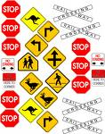 signs - street signals