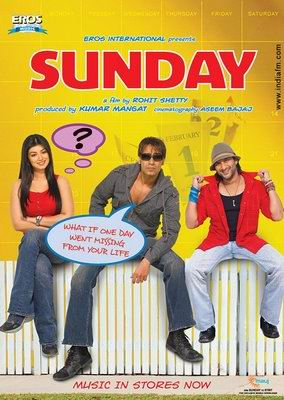 Sunday bollywood movie - watch this comedy movie.
