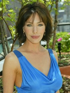 Hunter Tylo - Lips...and more lips...all lips!