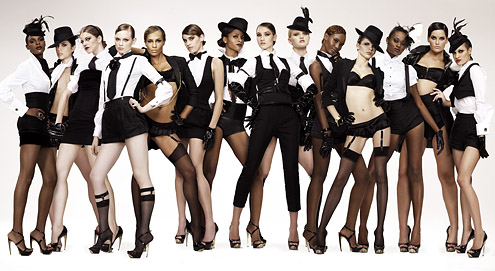 cycle 10 girls - ATNM cycle 10 cast