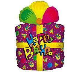 Present - Birthday Present