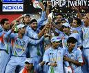 Wining indian Cricket team - India is the best team now by defet Ausis.