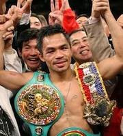 manny pacquiao wins!!! - pacquaio won the fight against marquez.....bravo filipino