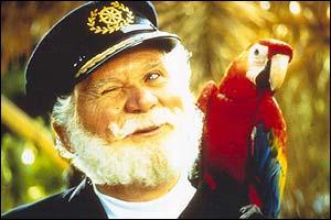 Captain Birdseye - He's dead. Rest in peace