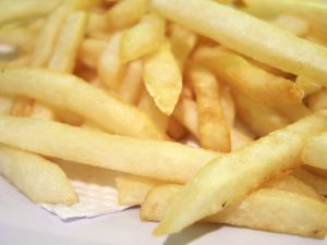 french fries - random fry photo from internet.