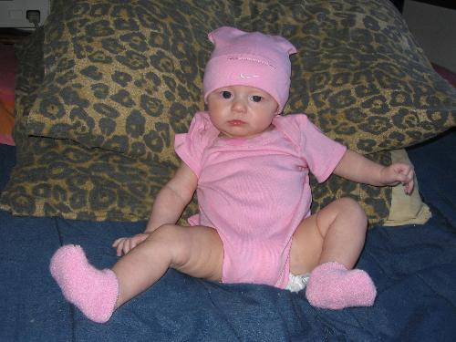 trinity ann - This is my granddaughter she just turned 4 months old.she was born nov. 29th and she is my world.