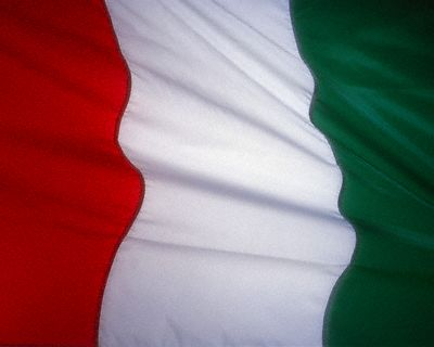 Proud to be Italian! - Italian flag, background, ethnicity, where's your family from?