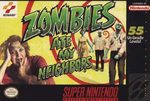 Game-Zombies Ate My Neighbors - Once favorite game featured on ebay.