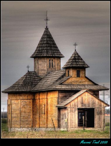 A church made HDR - This is a HDR (high dynamic range) image of a church. Enjoy!