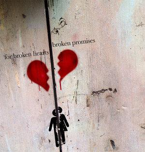 broken hearts - broken hearts, never good