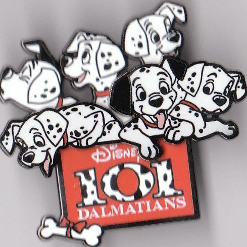 101 dlamatians  - 101 dalmatians
