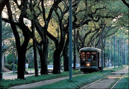 New Orleans Scene - Photo of one of my favorite places, New Orleans.