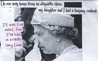 etiquette - etiquette this day in age