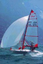 29er - skiff sailin