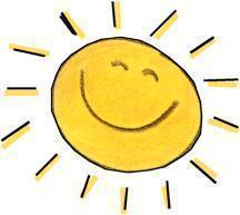 summertime - sunshine