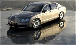 bentely - bentely continental flying spur