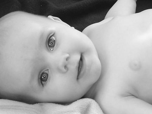 My daughter Emma - This is my youngest daughter Emma, she is 6 months old in this picture!