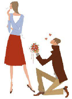 Gettin Engaged before marriage - Engagement and proposal before marriage.