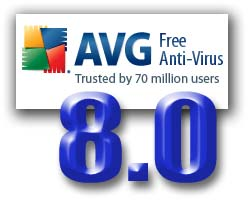 avg 8.0 - The Free AVG 8.0.100 Antivirus