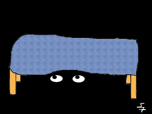 """Monster under bed? - Perhaps I'm being paranoid...But the House passes hr 4279 """"Pro-IP Act"""" That makes me acutely nervous..."""
