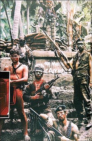 vietnam movie  -  Apocalypse Now IMAGE..