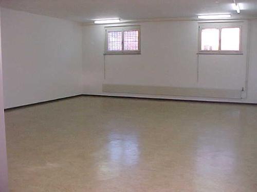 Room - empty room, lockup