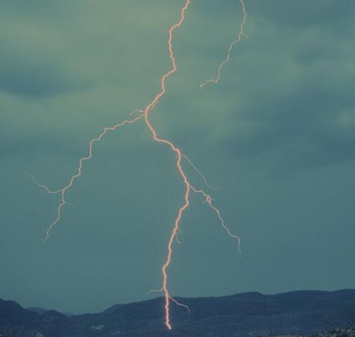 lightning - photo of lightning