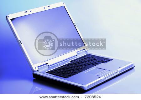 laptop - close up of a laptop