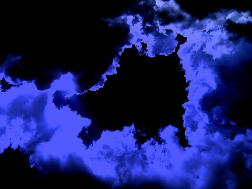 life - blue sky