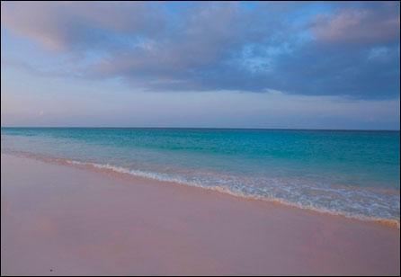 Harbor Island, Eleuthera/Pink Beach - Pink beaches of Harbor Island.
