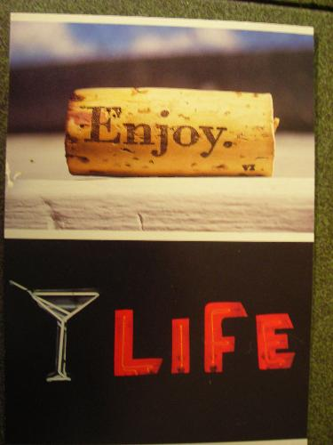 Enjoy our life - Enjoy our life with your friends