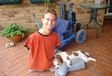 Photo Of Nick Vujcic - image of Nick Vujcic