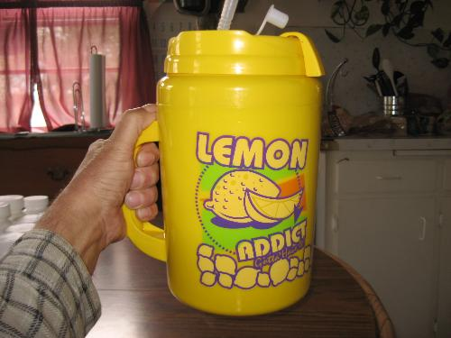 Huge Cup - From The Minnesota State Fair.