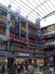 shopping mall - a view inside a shopping mall