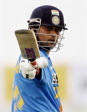 Cricket - Sachin, the all time great batsman