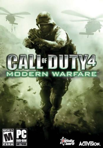 call of duty  - this game is just simple awesome