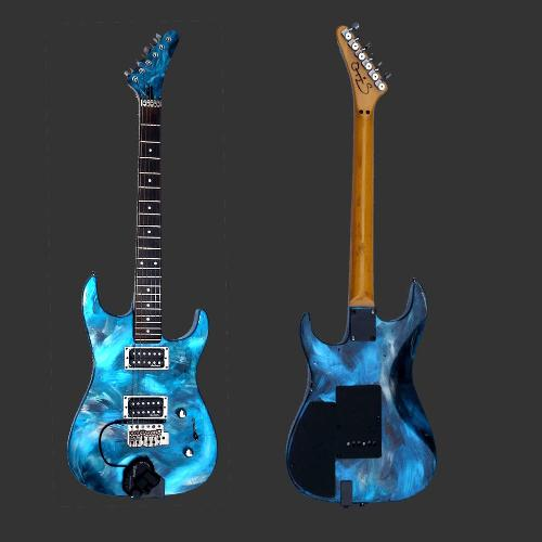 Electric Guitar - Passion