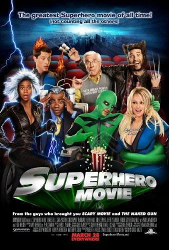 superhero movie - Superhero movie with Leslie Nielsen :)Very funny parody movie :)