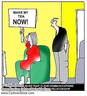 dominating wife - www.cartoonstock.com 363 x 400 - 25k
