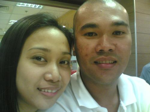 me and my boyfriend - this is me and my boyfriend. this was the last time we were together. the day before he went to Dubai.