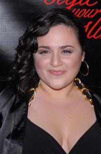 Nikki Blonsky - Nikki Blonksky star of Hairspray